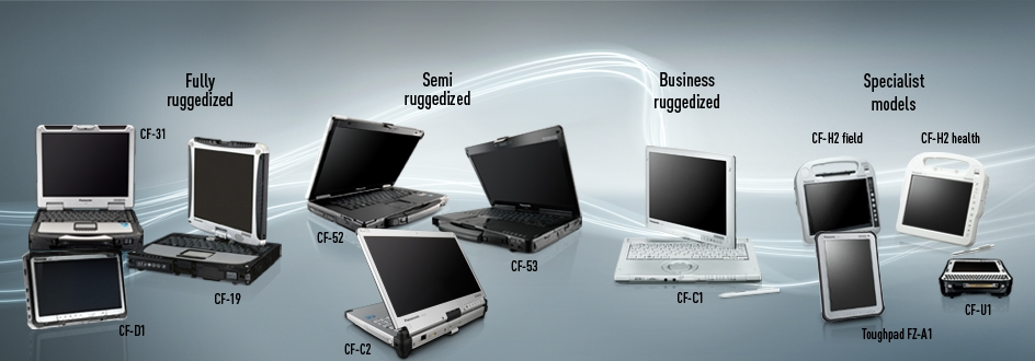 NEW New Image - Toughbook Montage All Products UNPUBLISHED